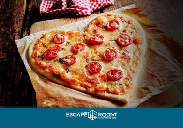 הפיצה של דודה מרטה – שוד המתכון